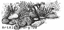 Clipart coral reef