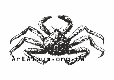 Clipart red king crab