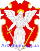 Clipart Emblem of the Kyiv voivodship