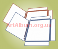 Clipart clerical folder