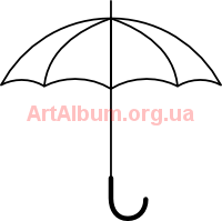 Clipart umbrella