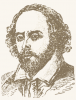 Clipart William Shakespeare