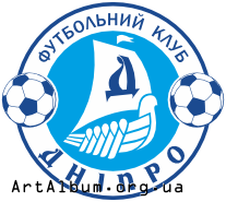 Clipart FC Dnipro logo