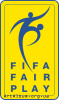 Clipart FIFA fair play logo