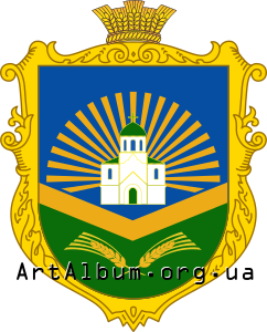 Clipart Bozhedarivka coat of arms