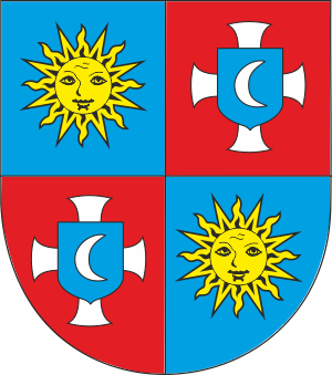 Clipart Coat of Arms of Vinnytsia region