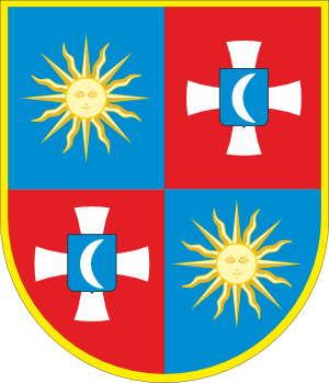 Clipart Vinnytsia oblast coat of arms