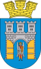 Clipart coat of arms of Ivano-Frankivsk