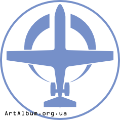 Clipart icon - airplane