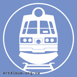 Clipart icon - locomotive