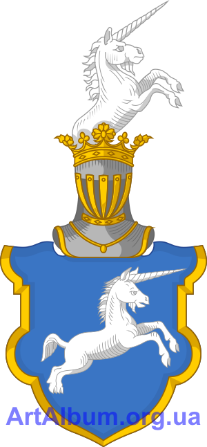 Clipart Boncza coat of arms