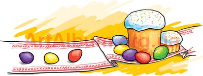 Clipart ukrainian Easter